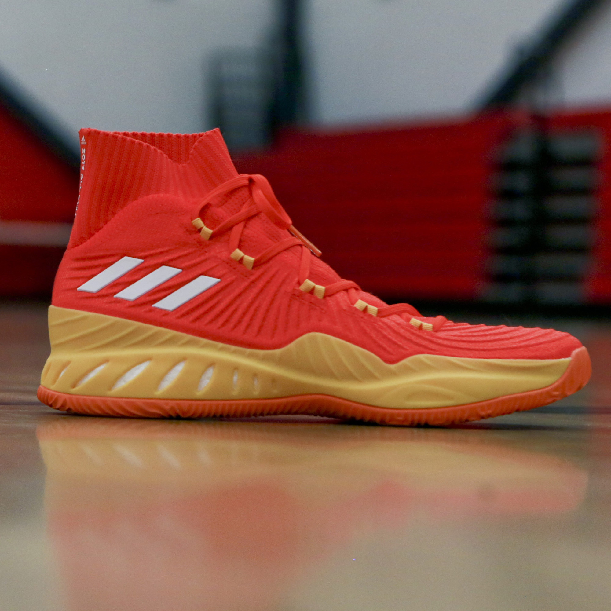 adidas Crazy Explosive 17 Candace Parker All-Star PE 4