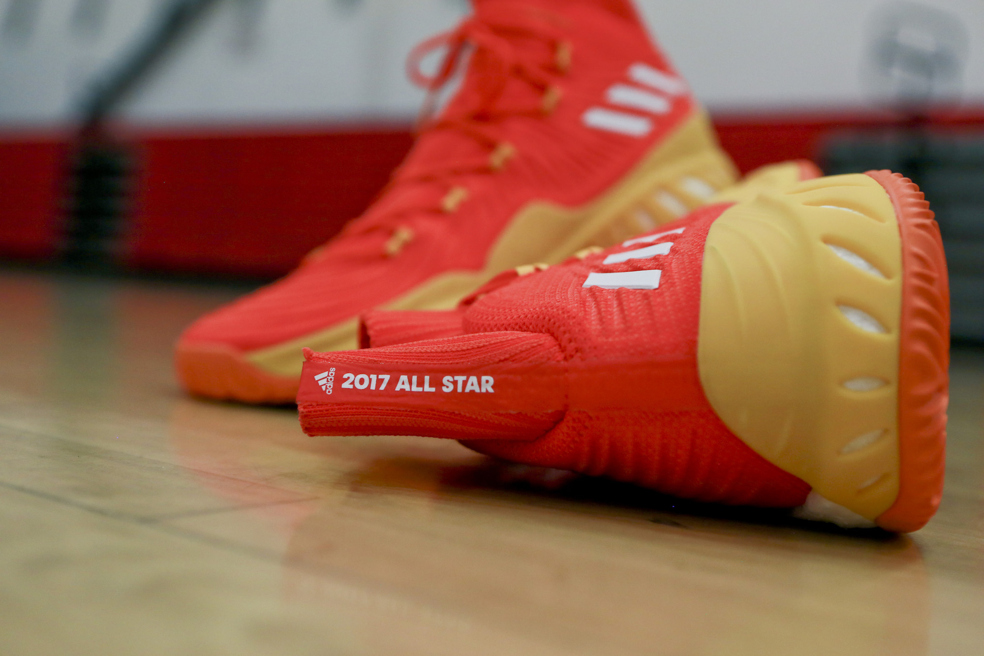 adidas Crazy Explosive 17 Candace Parker All-Star PE 5
