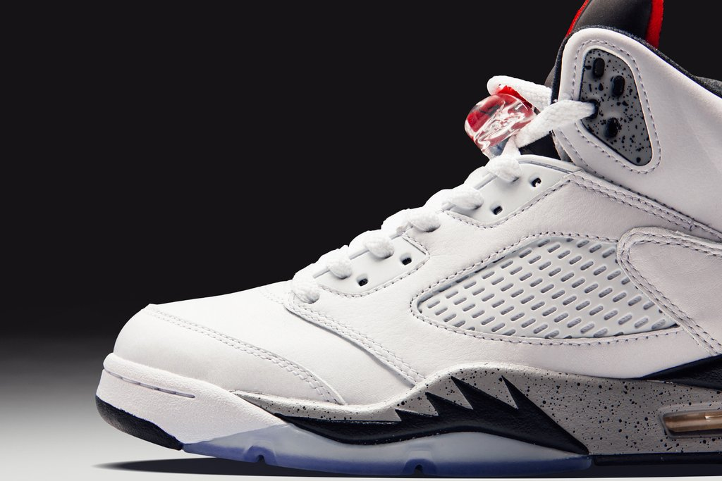 air jordan 5 retro white cement 2