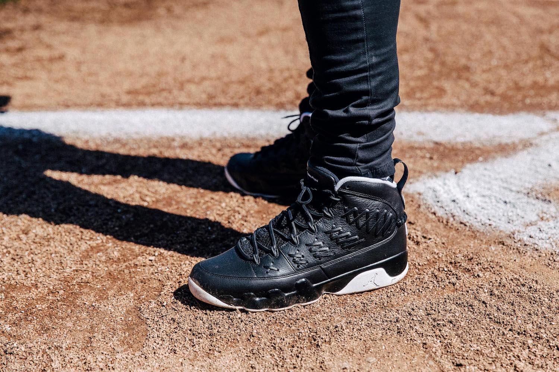 air jordan IX baseball pinnacle pack 5