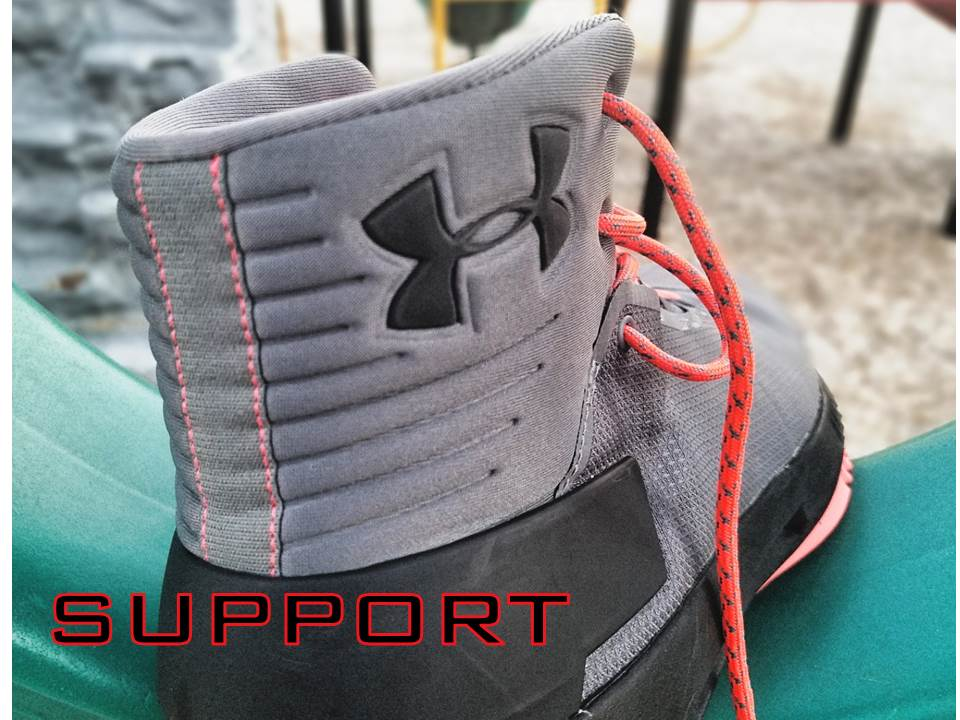 under armour drive 4 performance review support