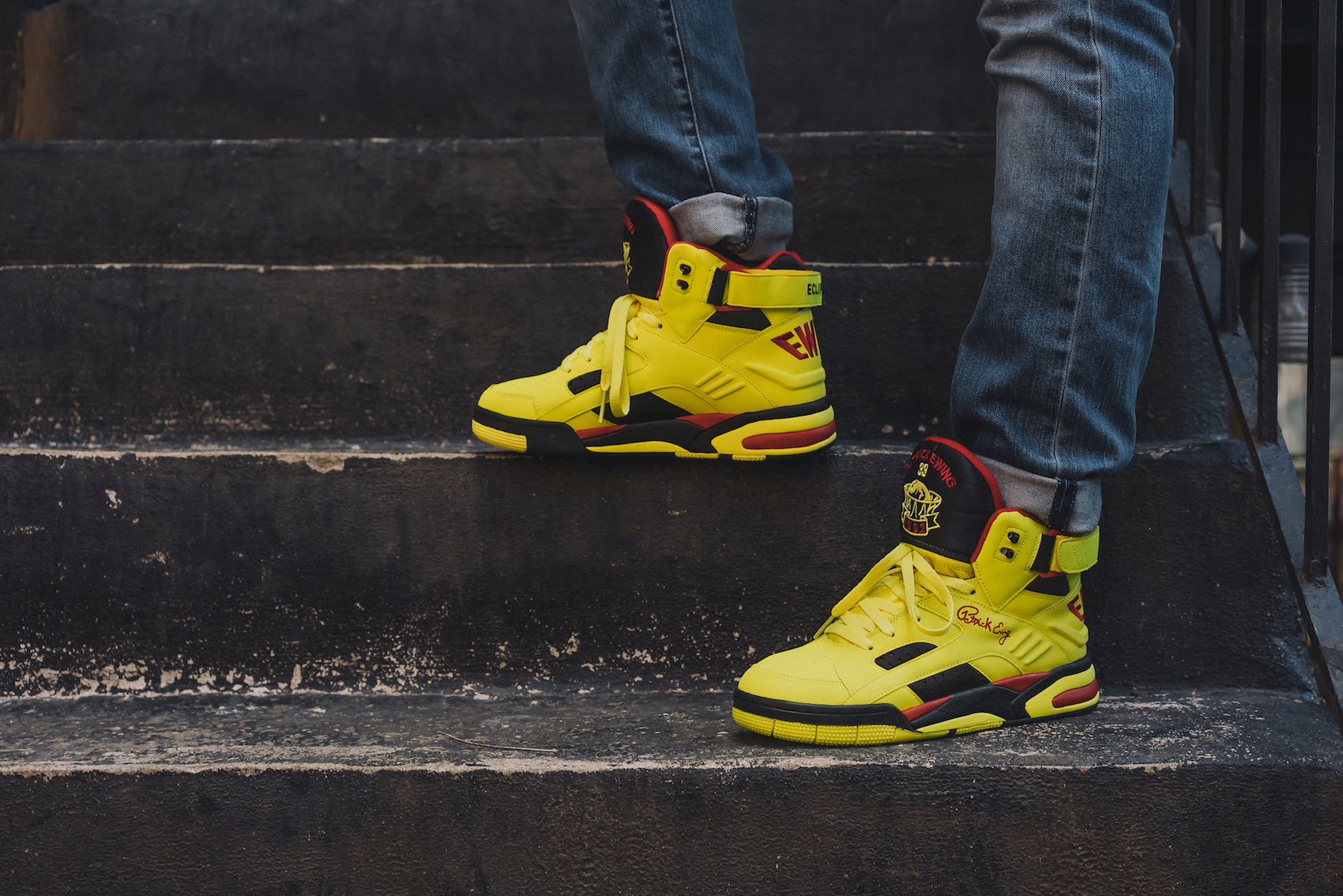 ewing eclipse blazing yellow 40