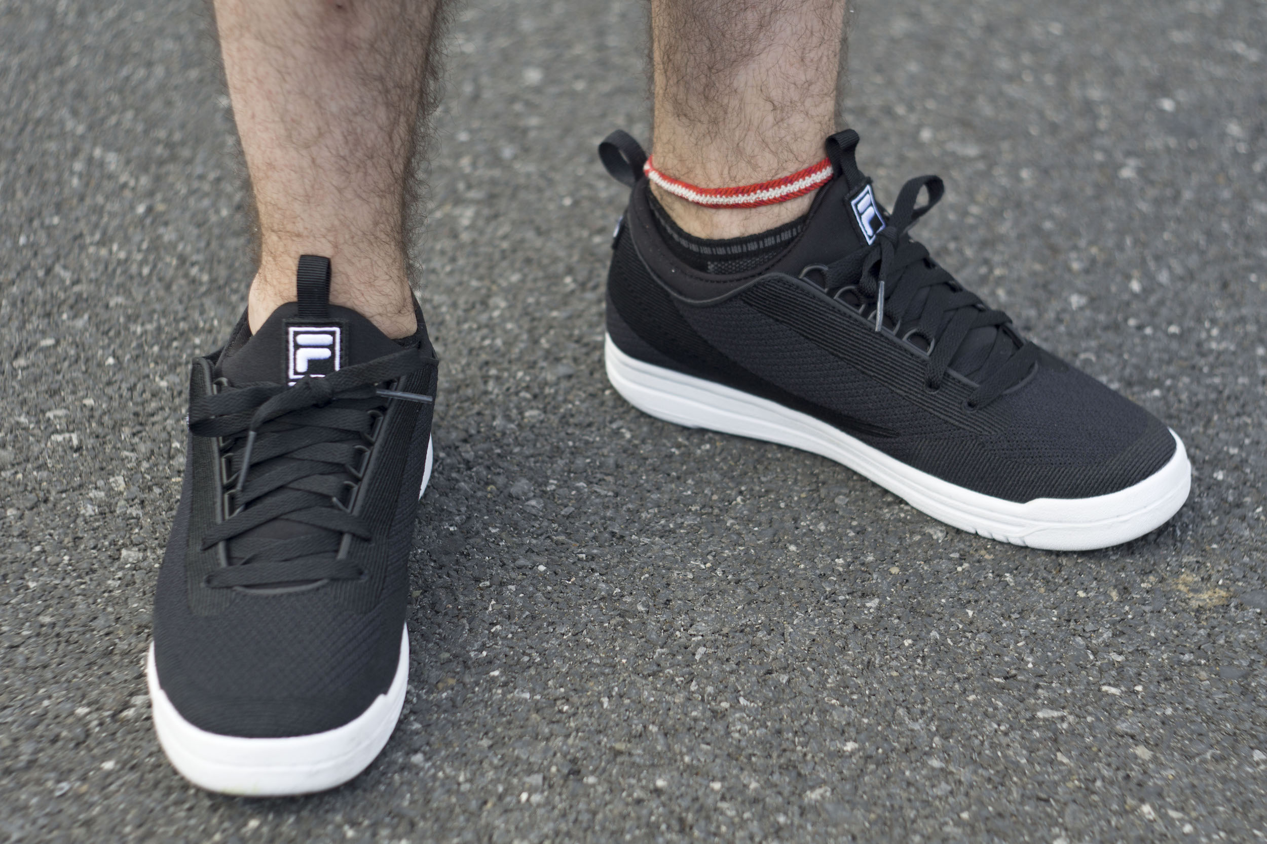 Test Shoot: FILA Original Tennis 2.0 SW A Classic Gets a