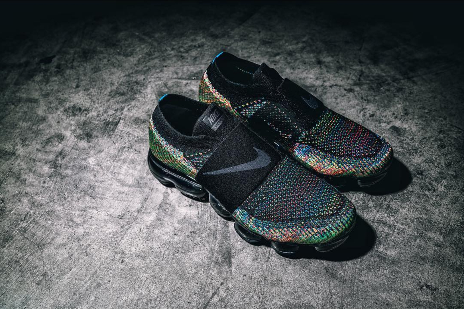 laceless nike air vapormax flyknit 3