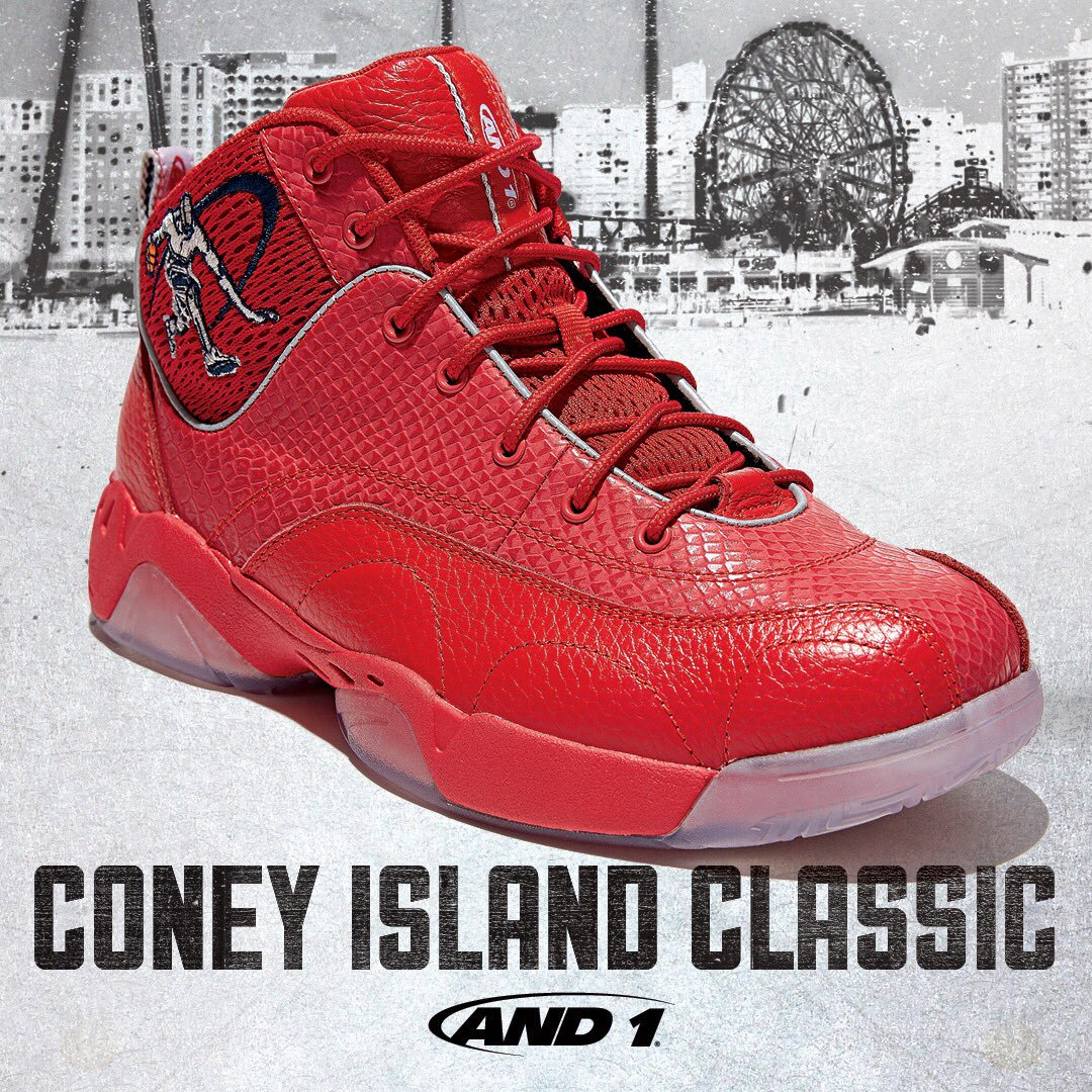 stephon marbury AND1 Coney Island Classic 2