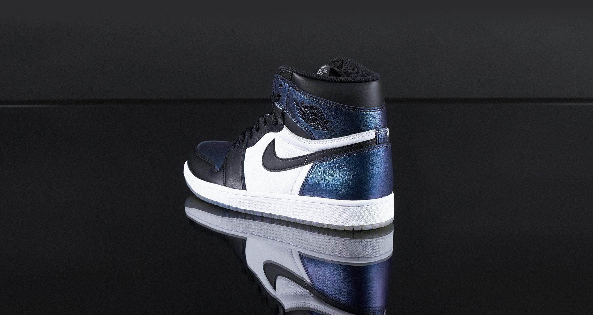 6 Days 6 Sneakers 1 AJ 1