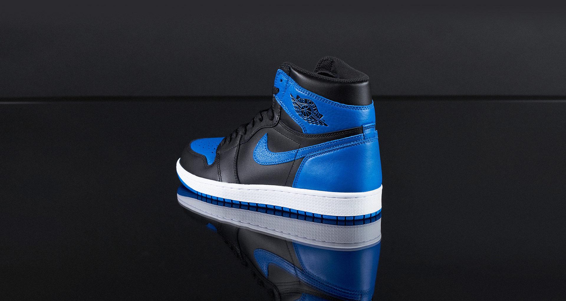 6 Days 6 Sneakers 1 AJ1 Royal