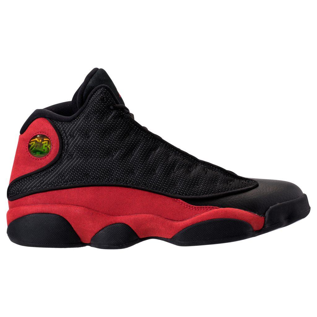 The Air Jordan 13 Retro 'Black/Red