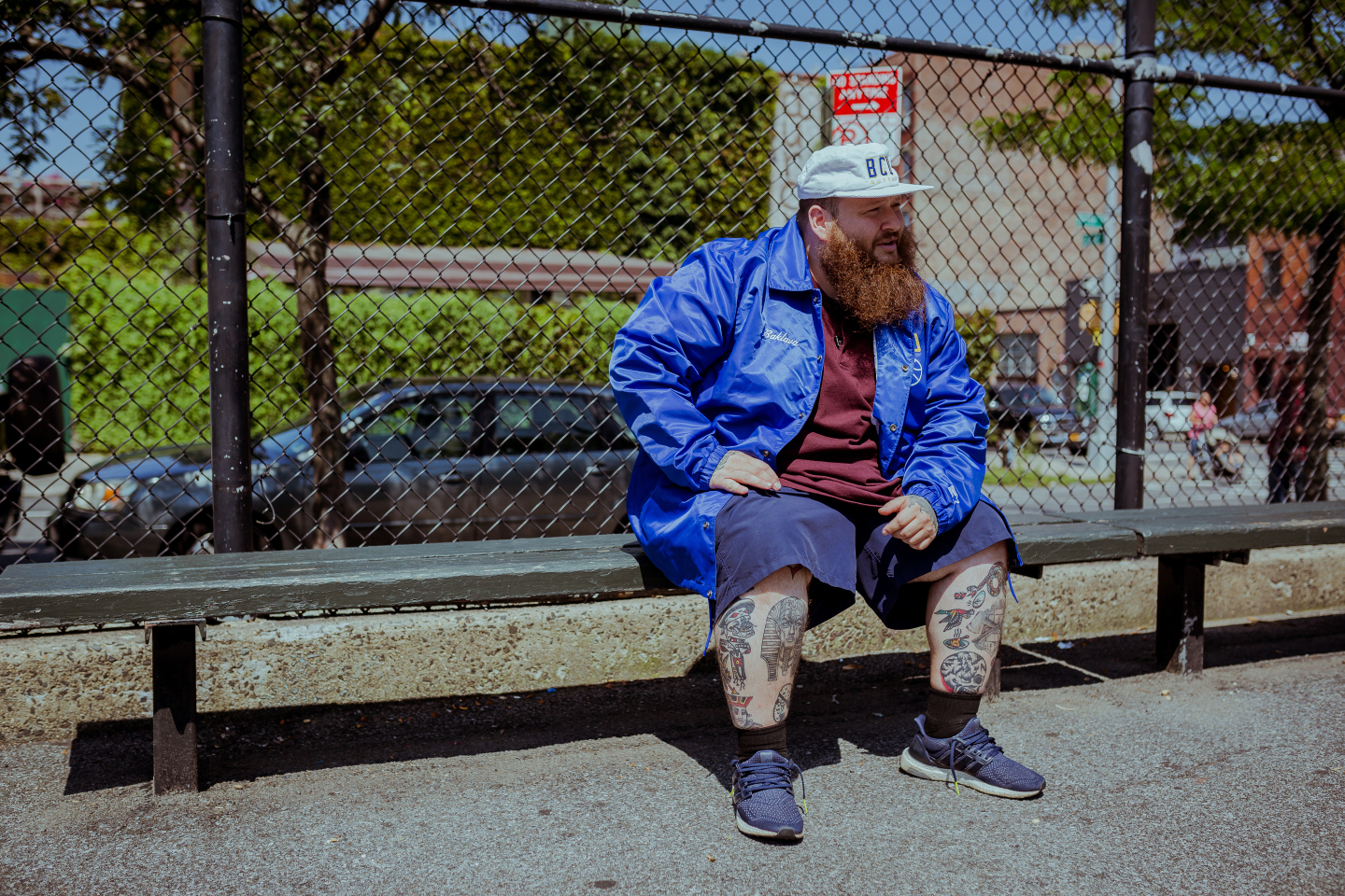 Action Bronson Packer Shoes Starter BCU collection 2