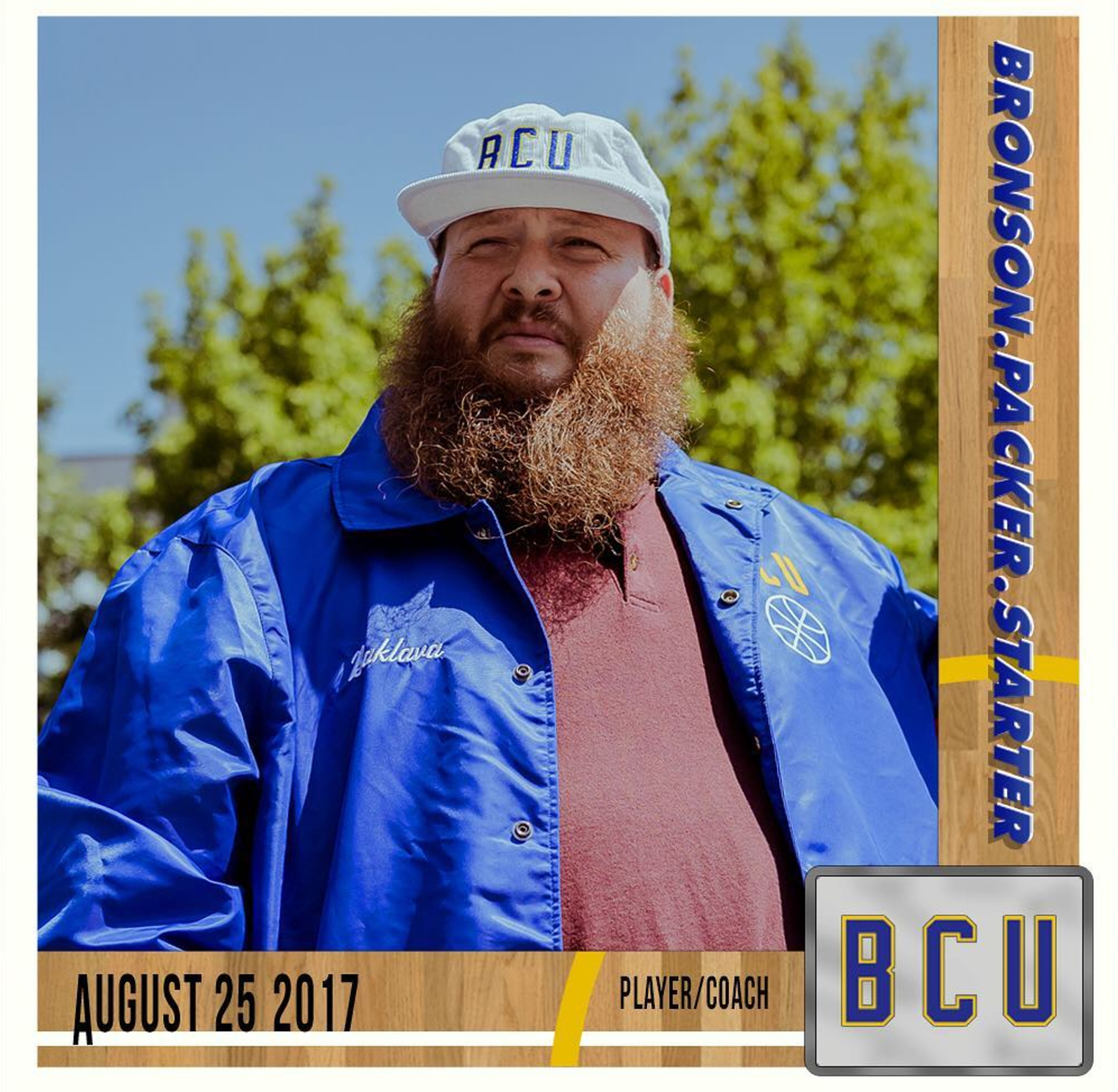 Action Bronson Packer Shoes Starter BCU collection coach