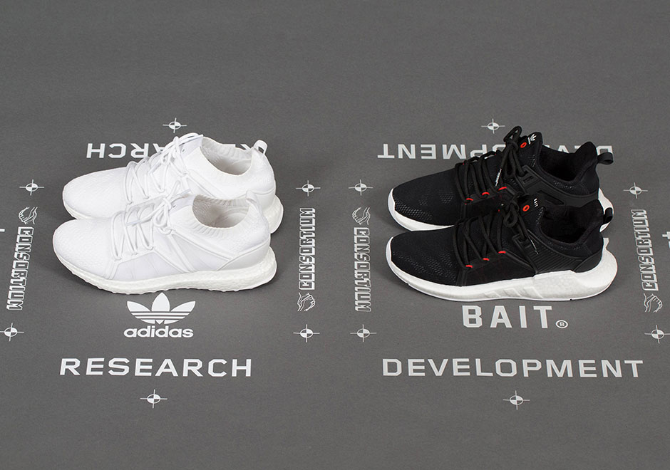 BAIT Debuts New Models in its adidas Consortium EQT Support