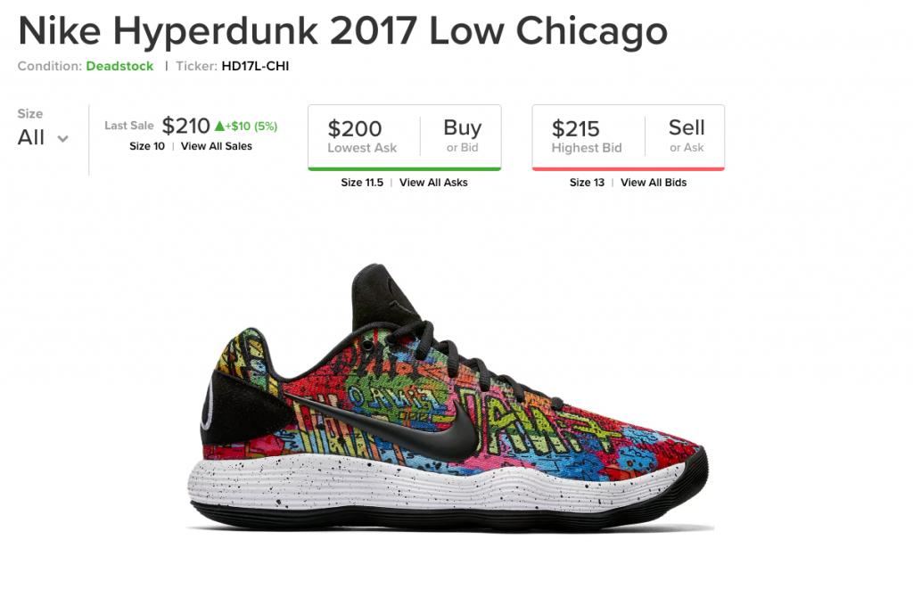 Nike Hyperdunk 2017 Low 'New York vs