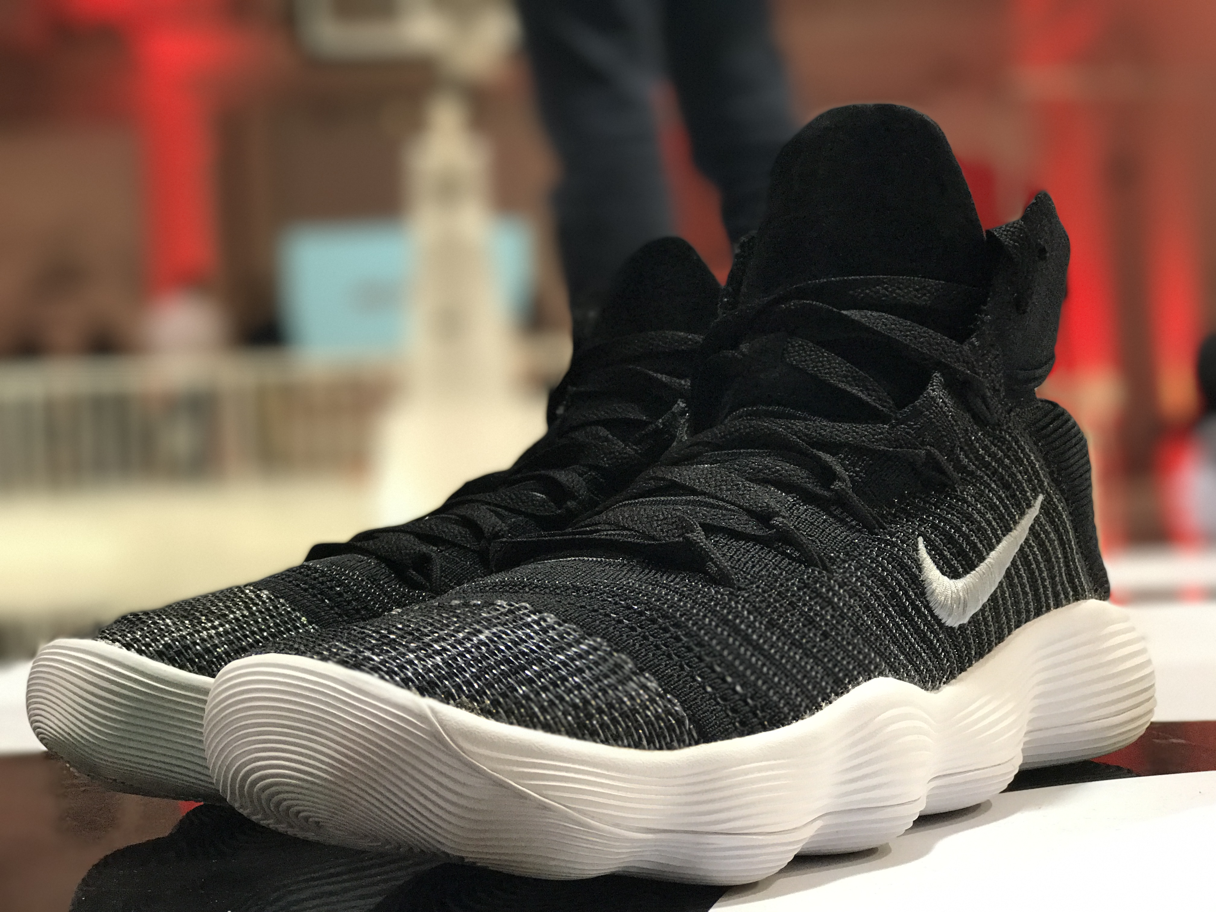 Dar domingo Desalentar  Nike React Hyperdunk 2017 Flyknit Performance Review | Stanley T. -  WearTesters