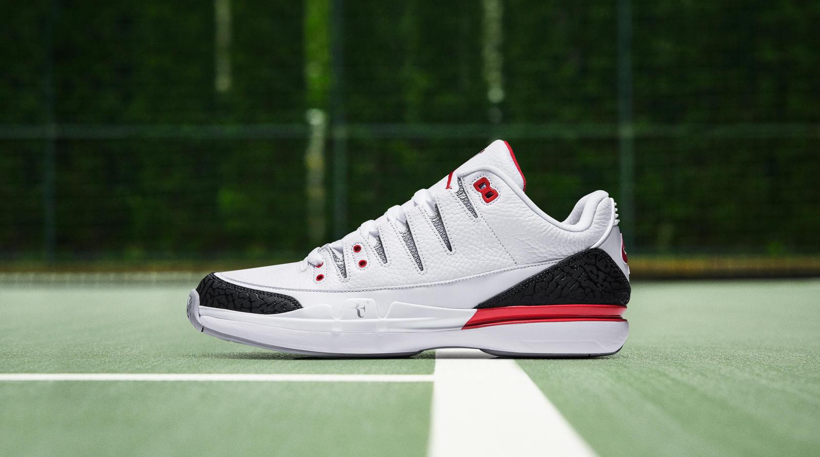 Nike-Zoom-Vapor-RF-Air-Jordan-3-Fire-Red