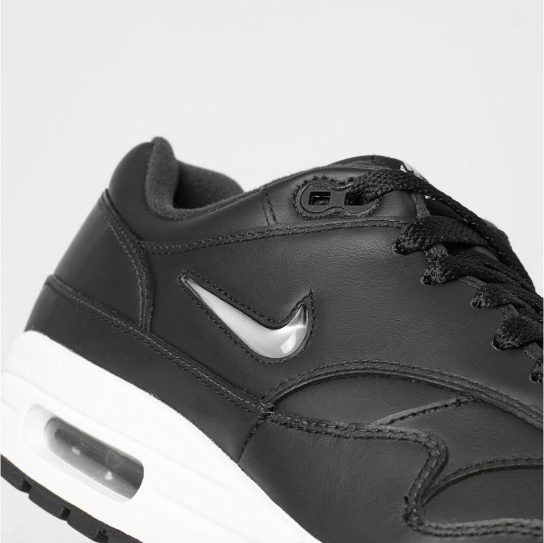 Online Nike Air Max 1 Premium SC Jewel Master White Black