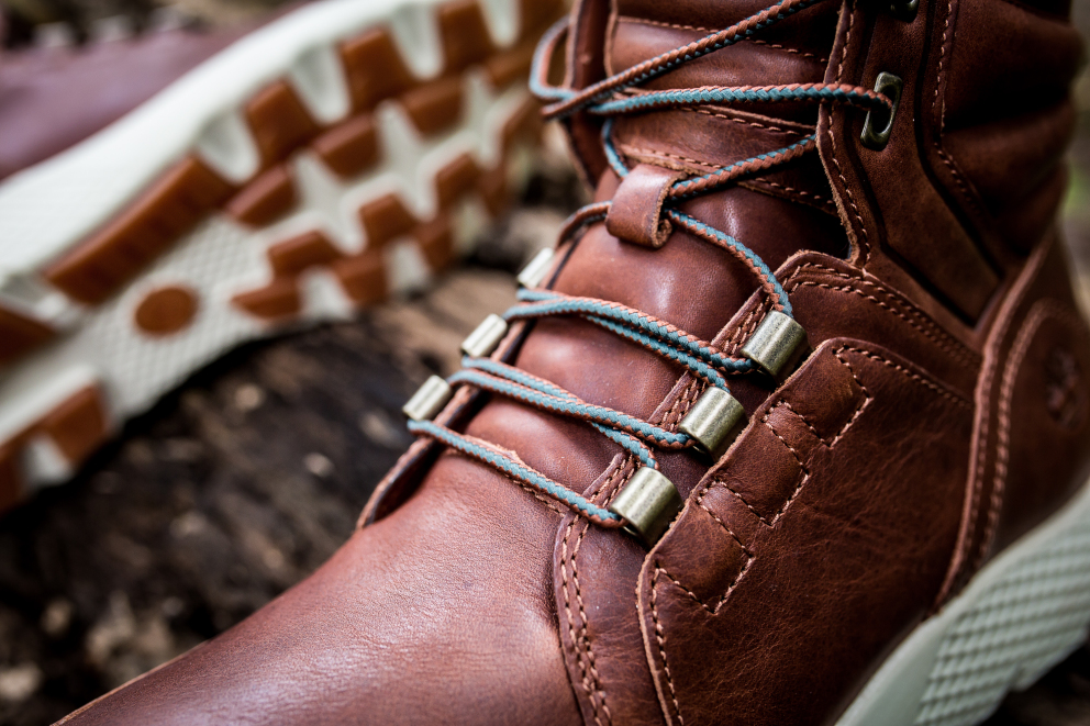 Timberland Unleashes the FlyRoam Leather Sneaker Boot, and