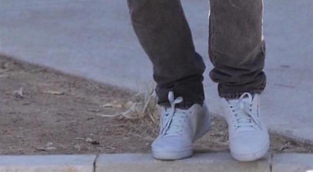 adidas originals Yeezy calabasas Grey 2