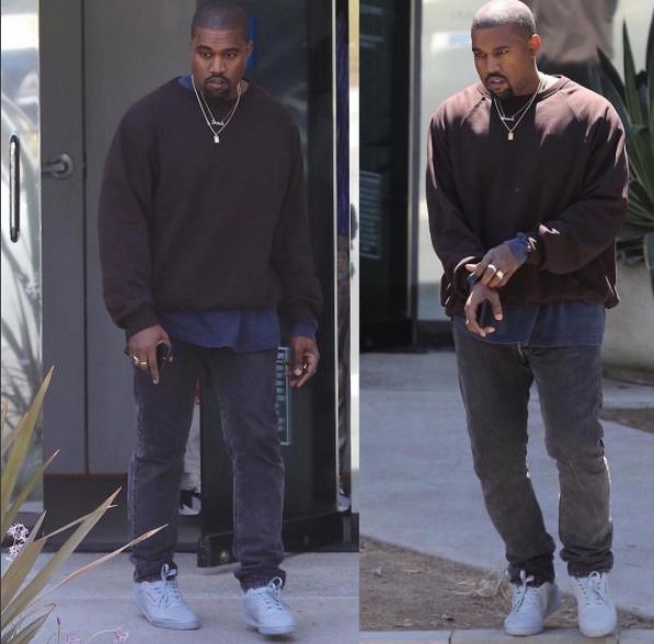 adidas originals Yeezy calabasas Grey 3