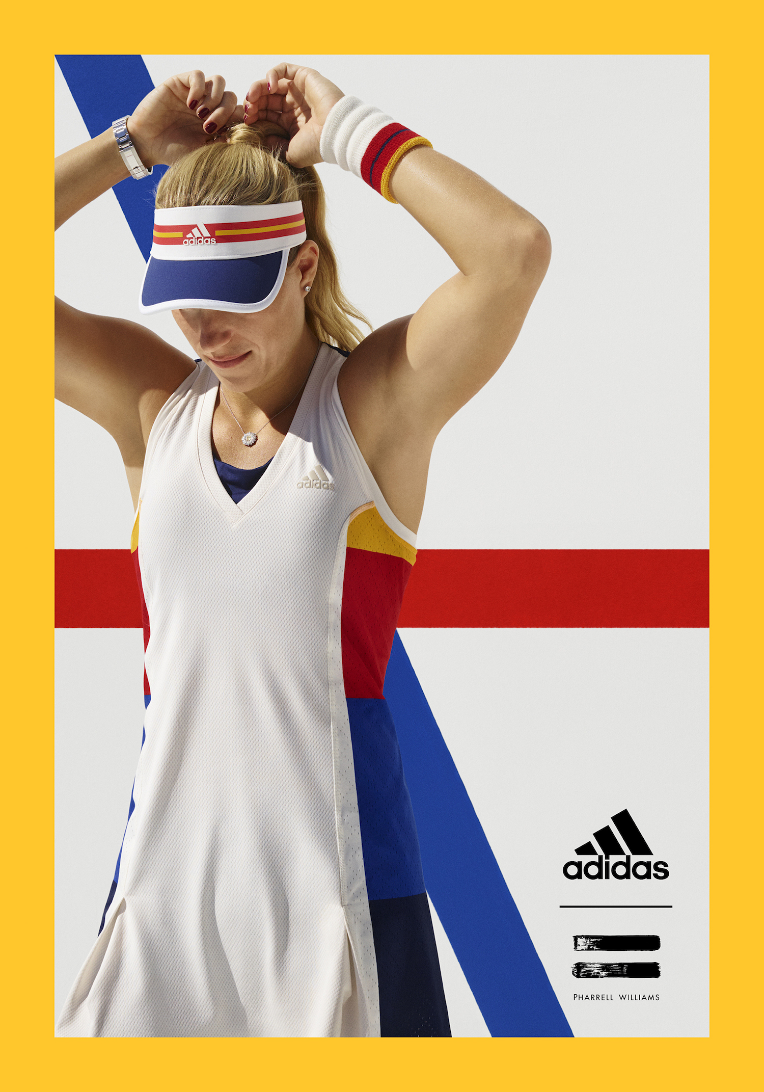 adidas tennis pharrell williams collection us open 7