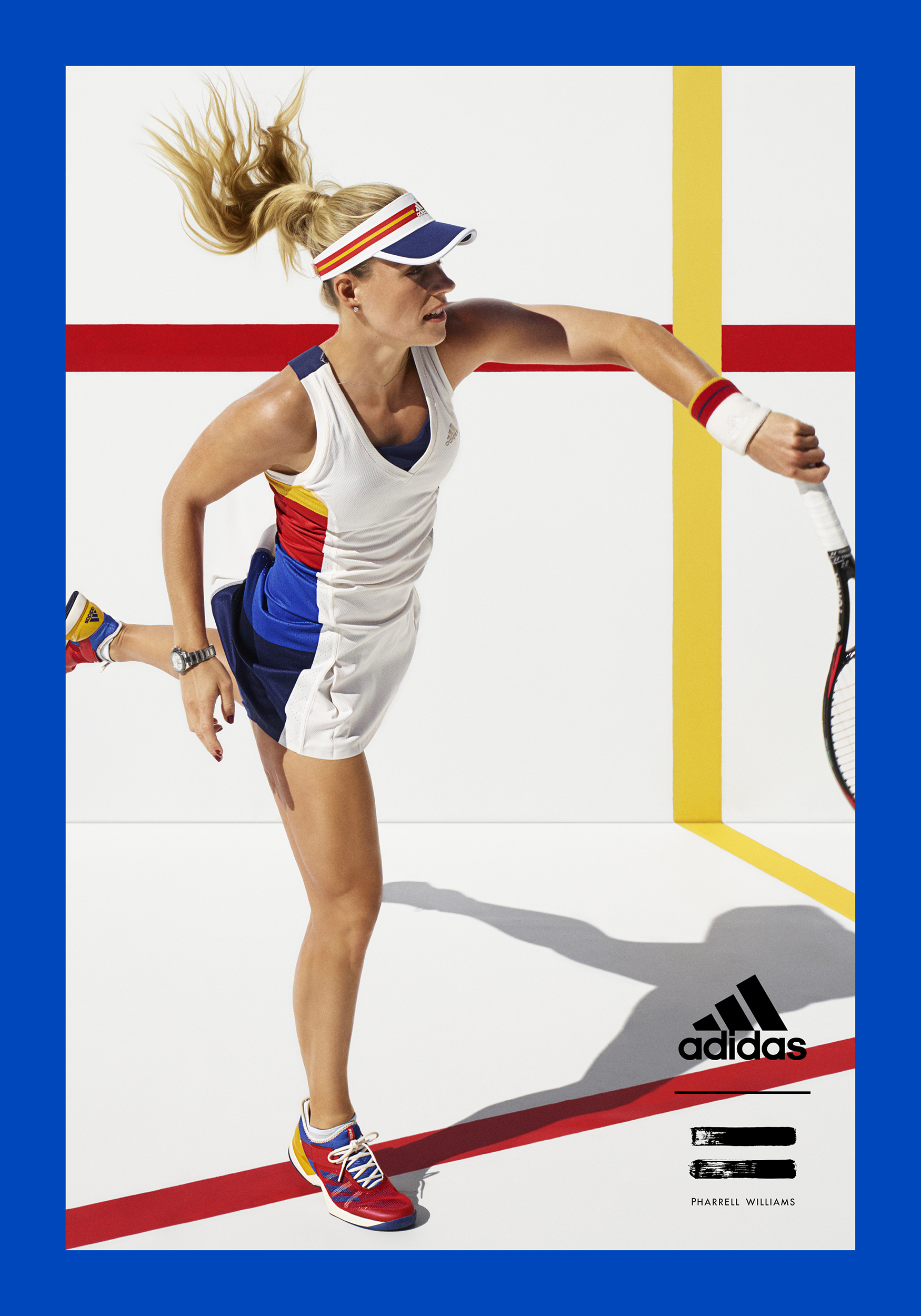 adidas tennis pharrell williams collection us open 8