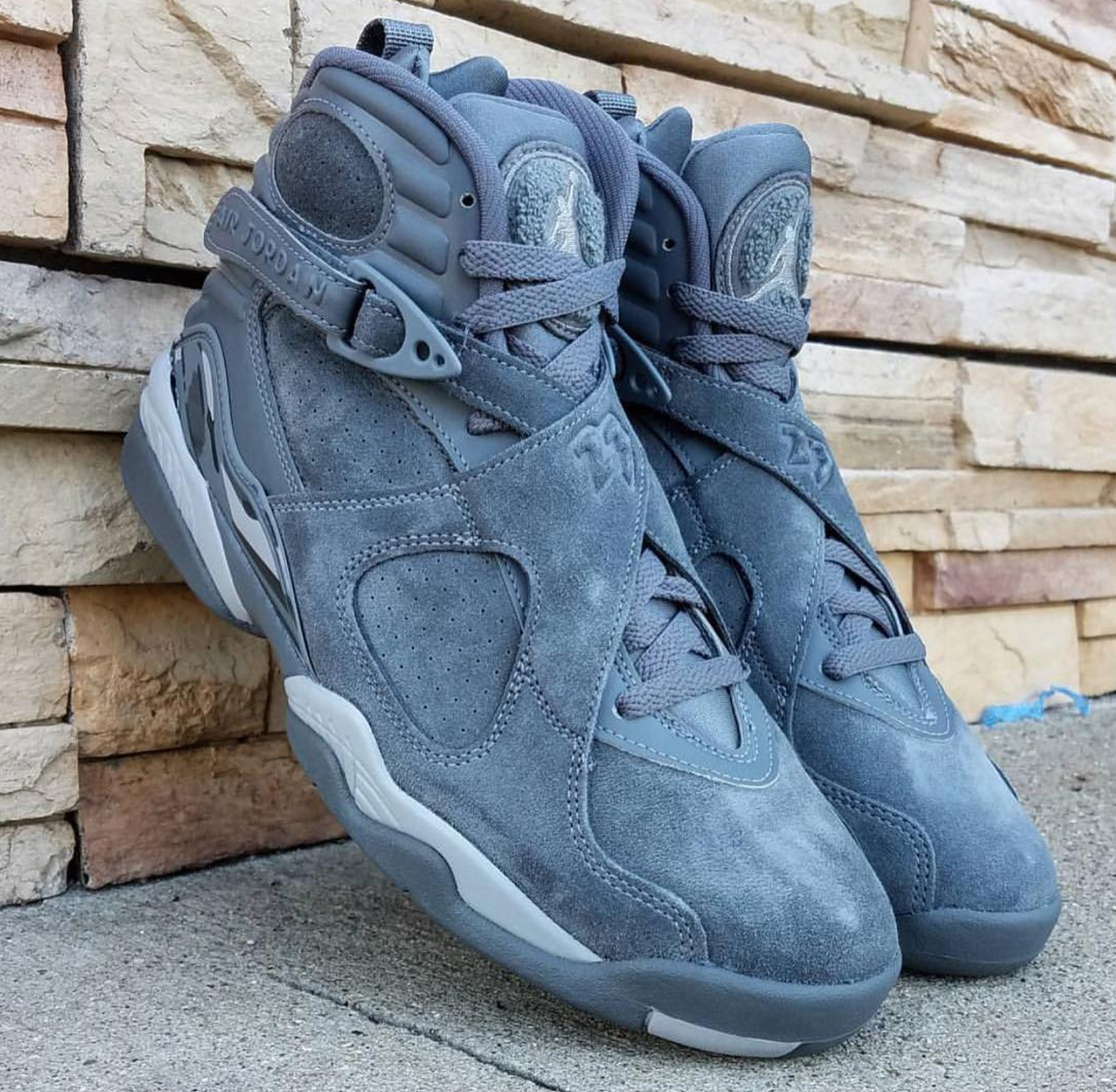 air jordan 8 retro cool grey 10