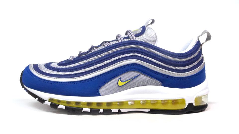 air max 97 blu e gialle