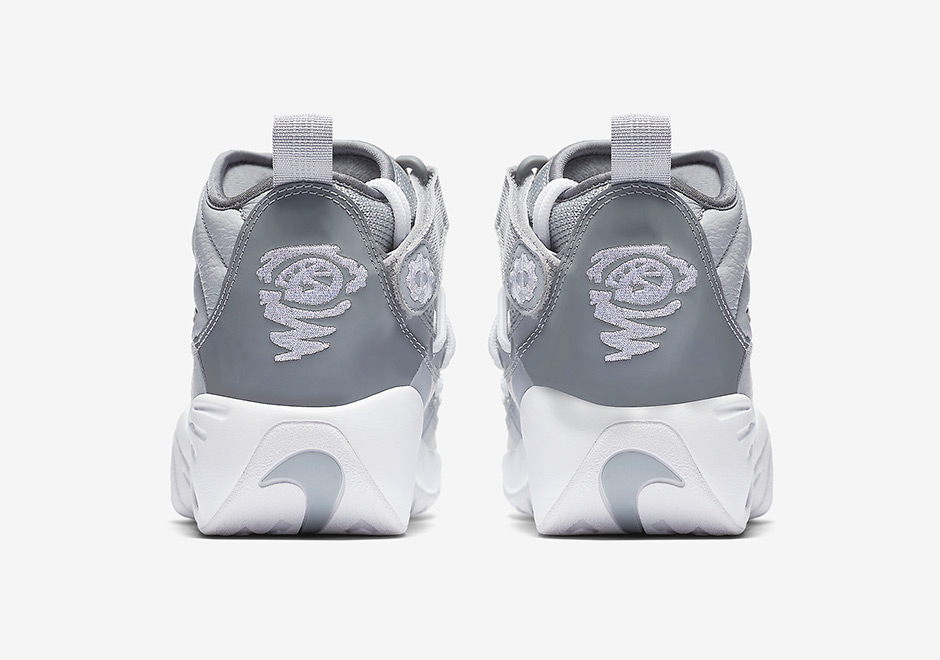 nike air shake Ndestrukt cool grey 5