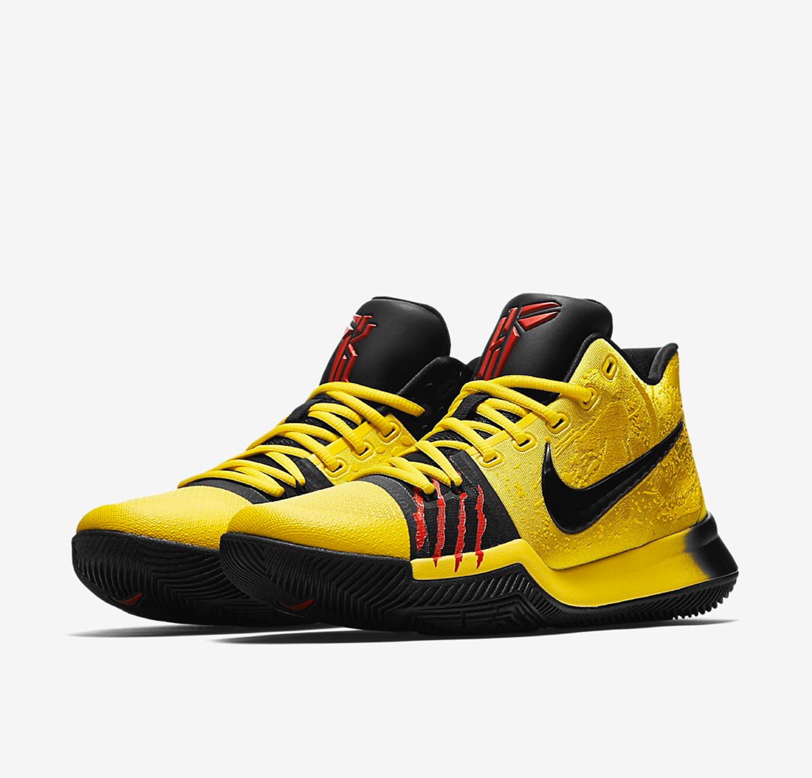 Nike Kyrie 3 MM 'Bruce Lee' - WearTesters
