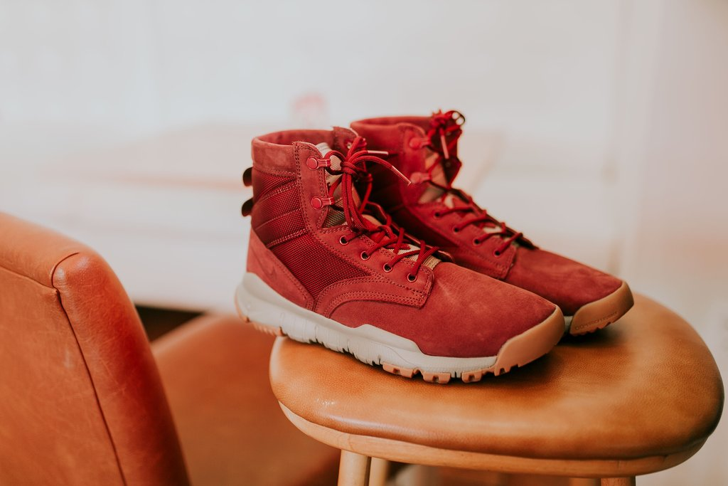 nike SFB 6″ Boot dark team red 4