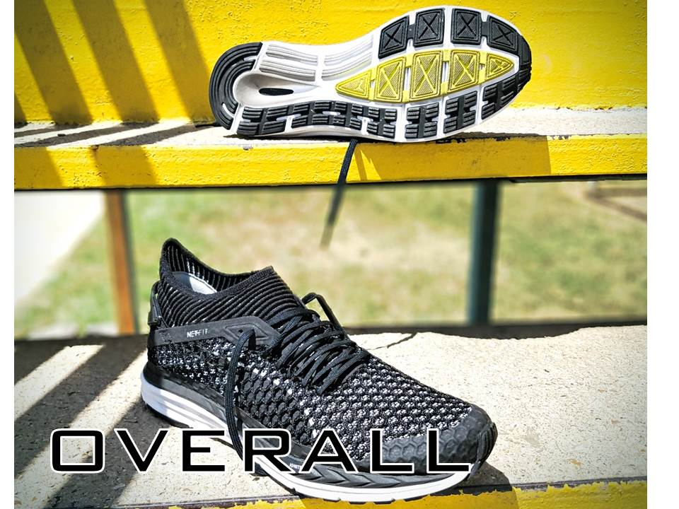 Puma Speed Ignite Netfit performance review overall