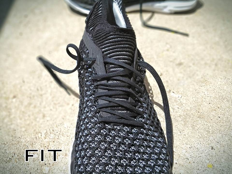 Puma Speed Ignite Netfit performance review fit