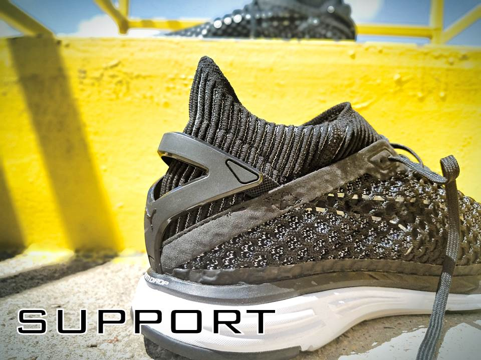 Puma Speed Ignite Netfit performance review support