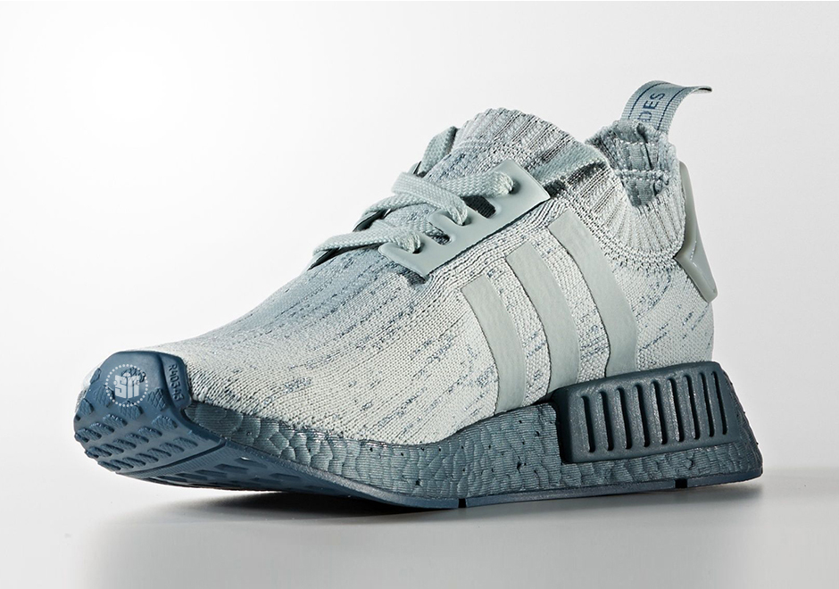 "Adidas NMD R1 ""Tactile Green:Sea Chrystal"" - Quick Look and Release Info1"