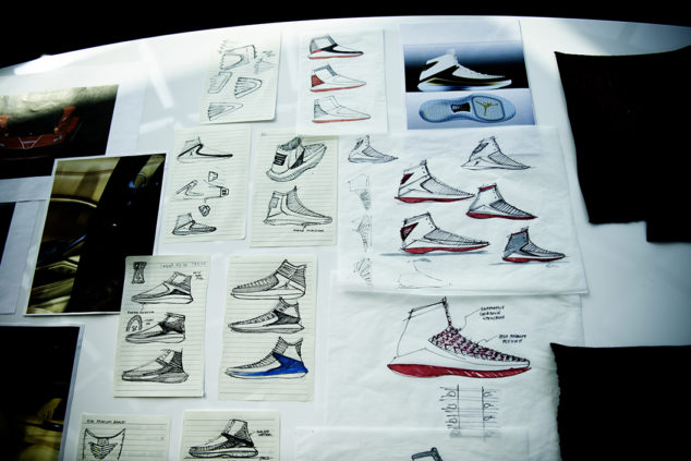 Inside The Design of the Air Jordan XXXII (32)