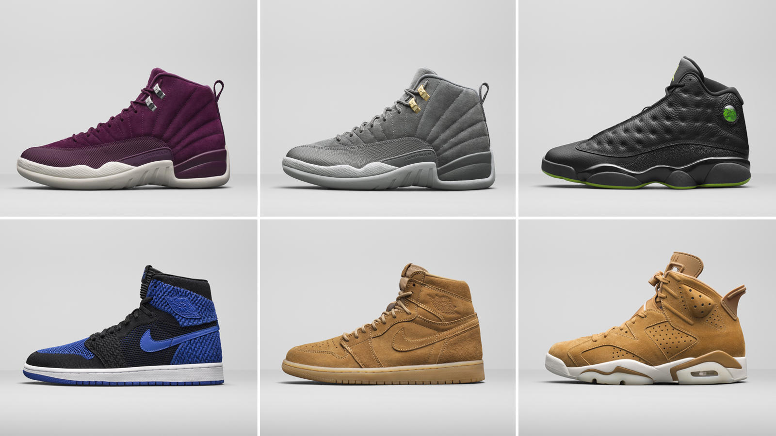 Jordan Brand Unveils New Retro Colorways For The Holiday Season22