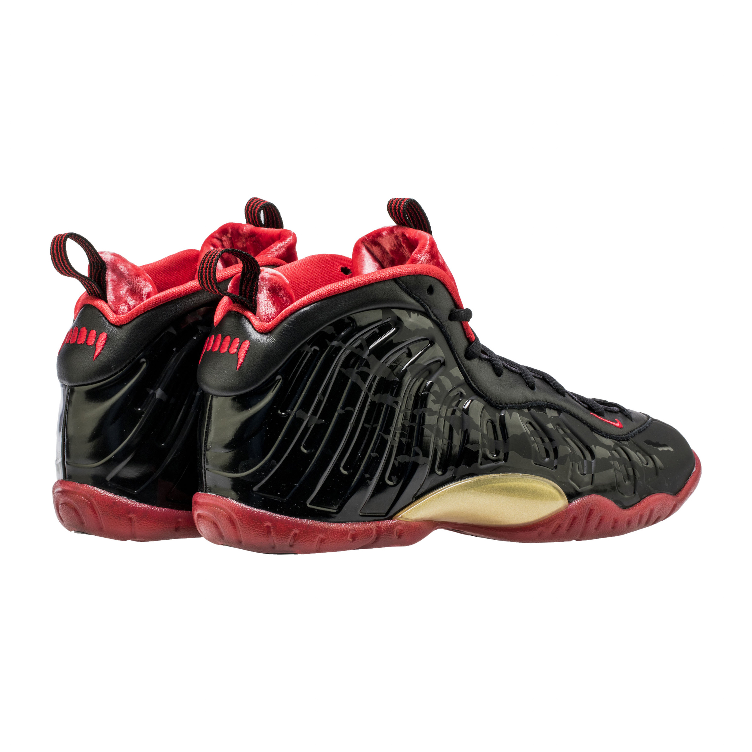 NIKE LIL FOAMPOSITE ONE QUICKSTRIKE GS 5