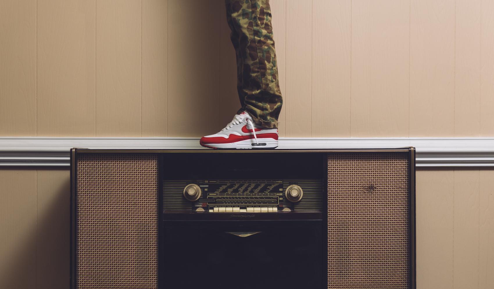 The Nike Air Max 1 OG Anniversary Arrives Next Week Here's