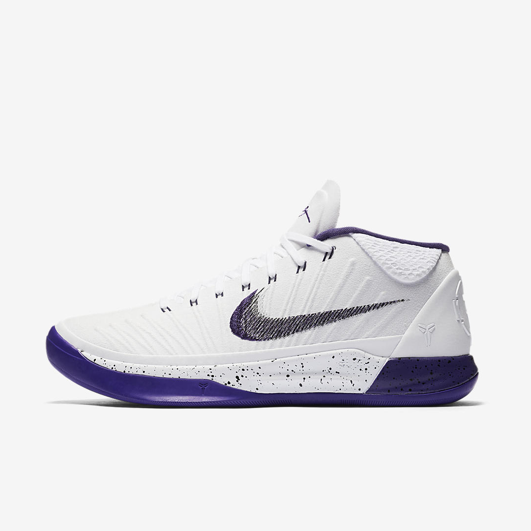 The Nike Kobe AD Mid Gets an 'Inline