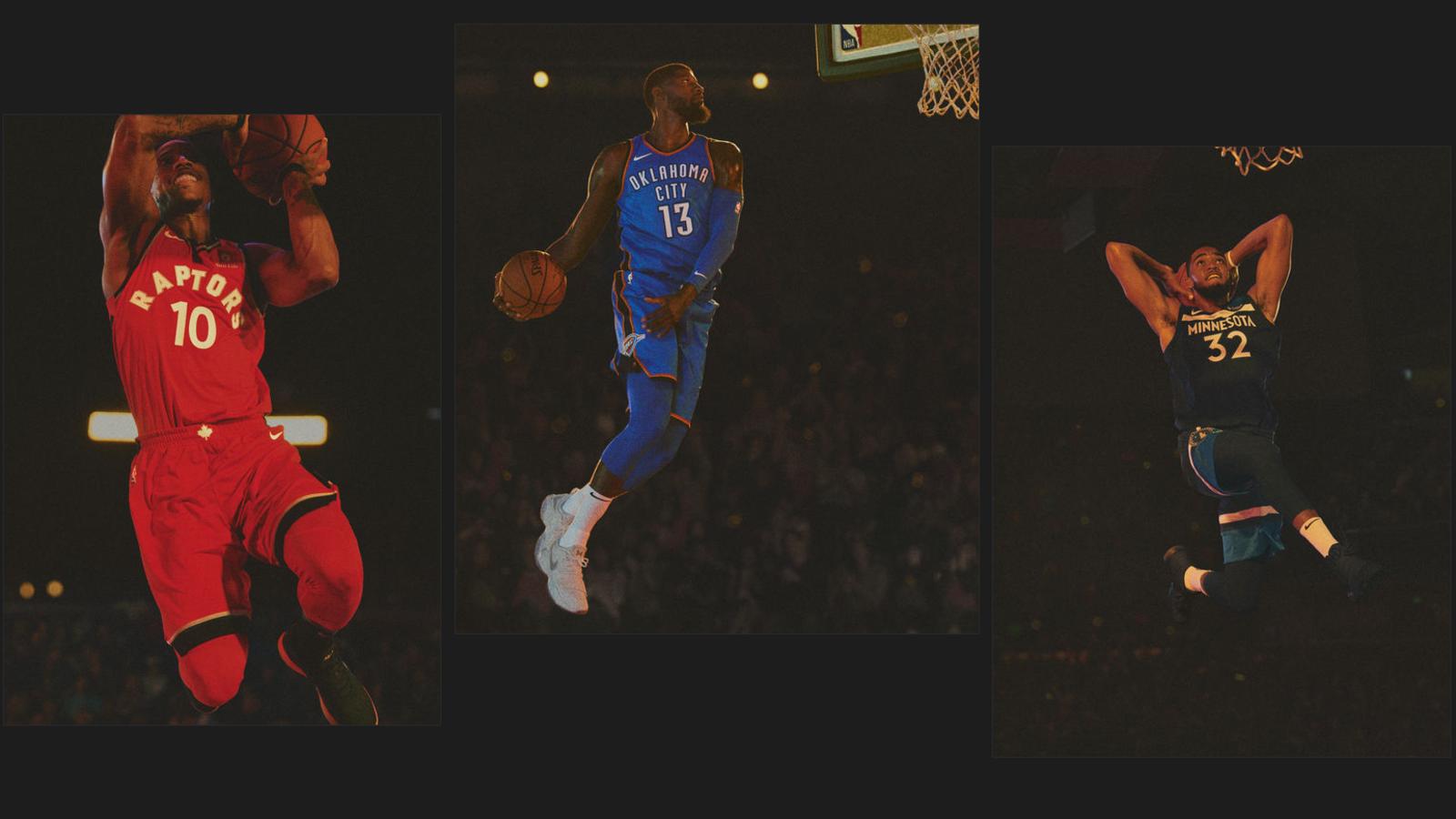 Nike NBA Basketball Jersey 10