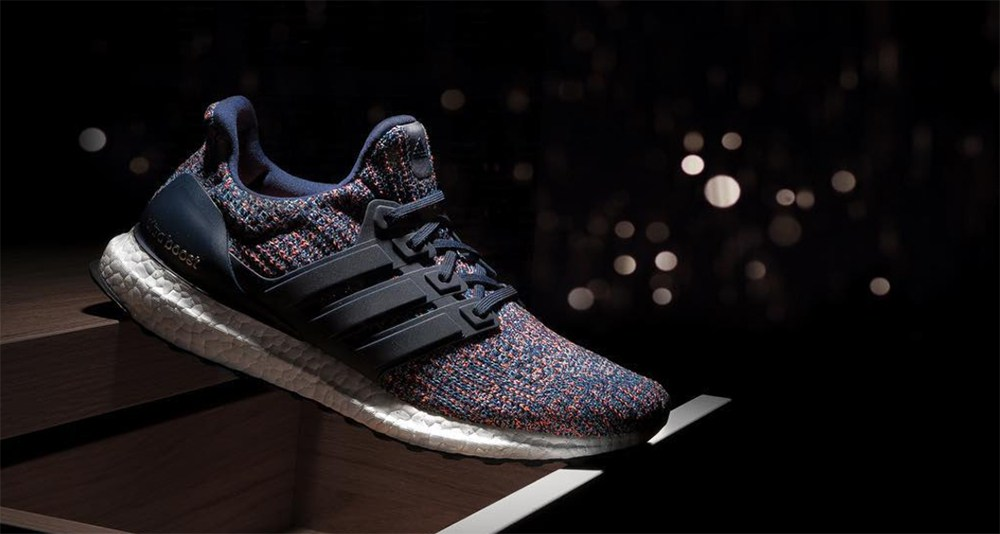 Sneak Peak of The Adidas Ultra Boost 4.0 Multicolor