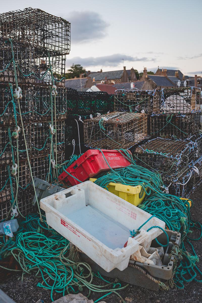 hanon new balance U520HNF fishermans blues 115