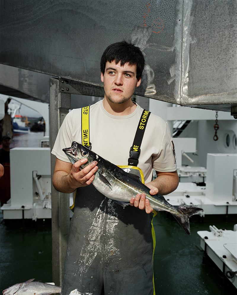 hanon new balance U520HNF fishermans blues 20