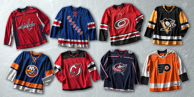 nhl adidas adizero Authentic Pro Hockey Jerseys 73
