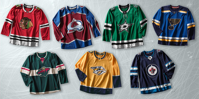 nhl adidas adizero Authentic Pro Hockey Jerseys 74