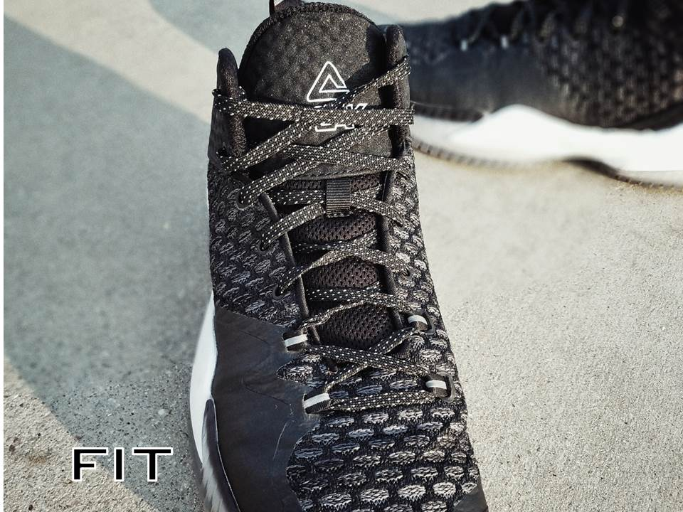 PEAK streetball master performance review fit
