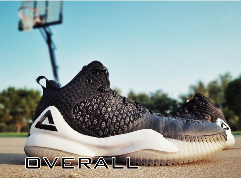 PEAK streetball master performance review overall