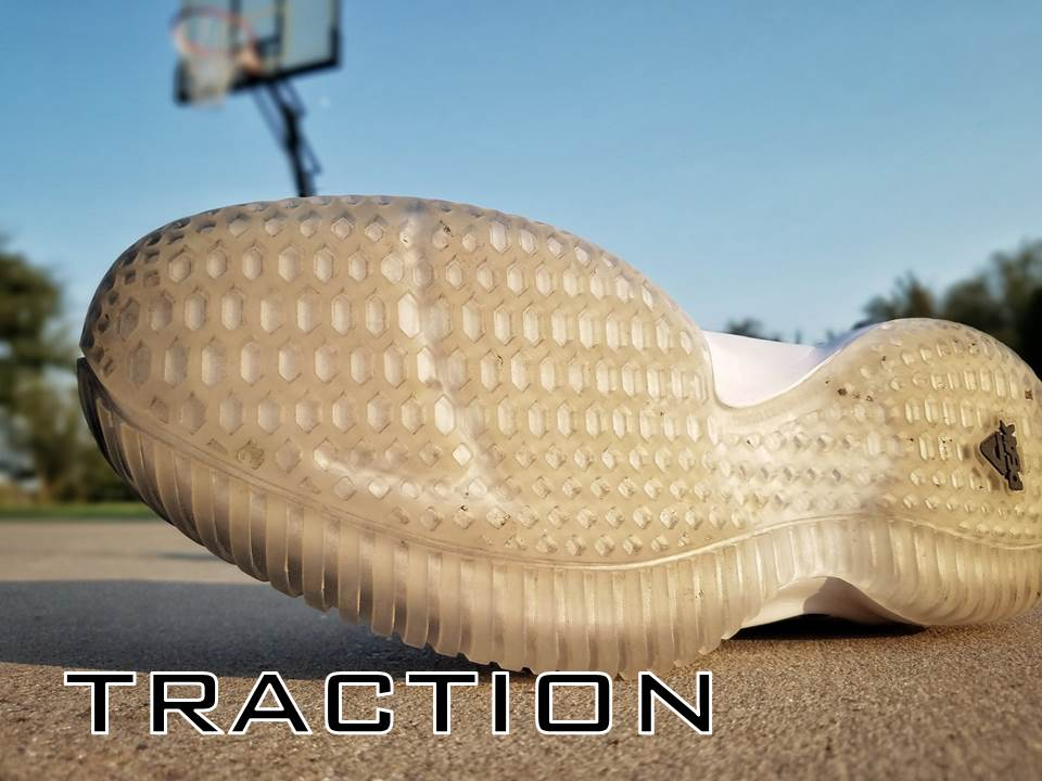 PEAK streetball master performance review traction