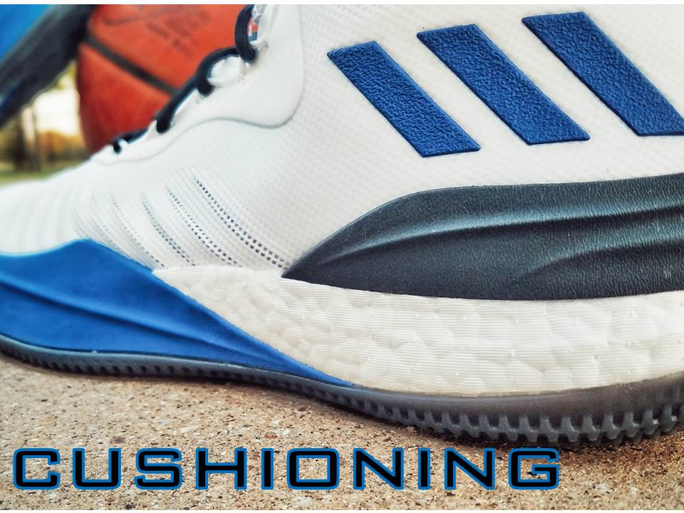adidas d rose 8 performance review cushioning