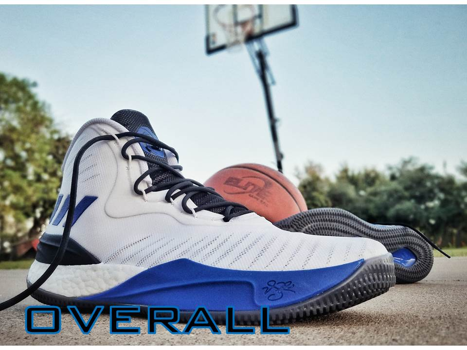 adidas d rose 8 performance review overall