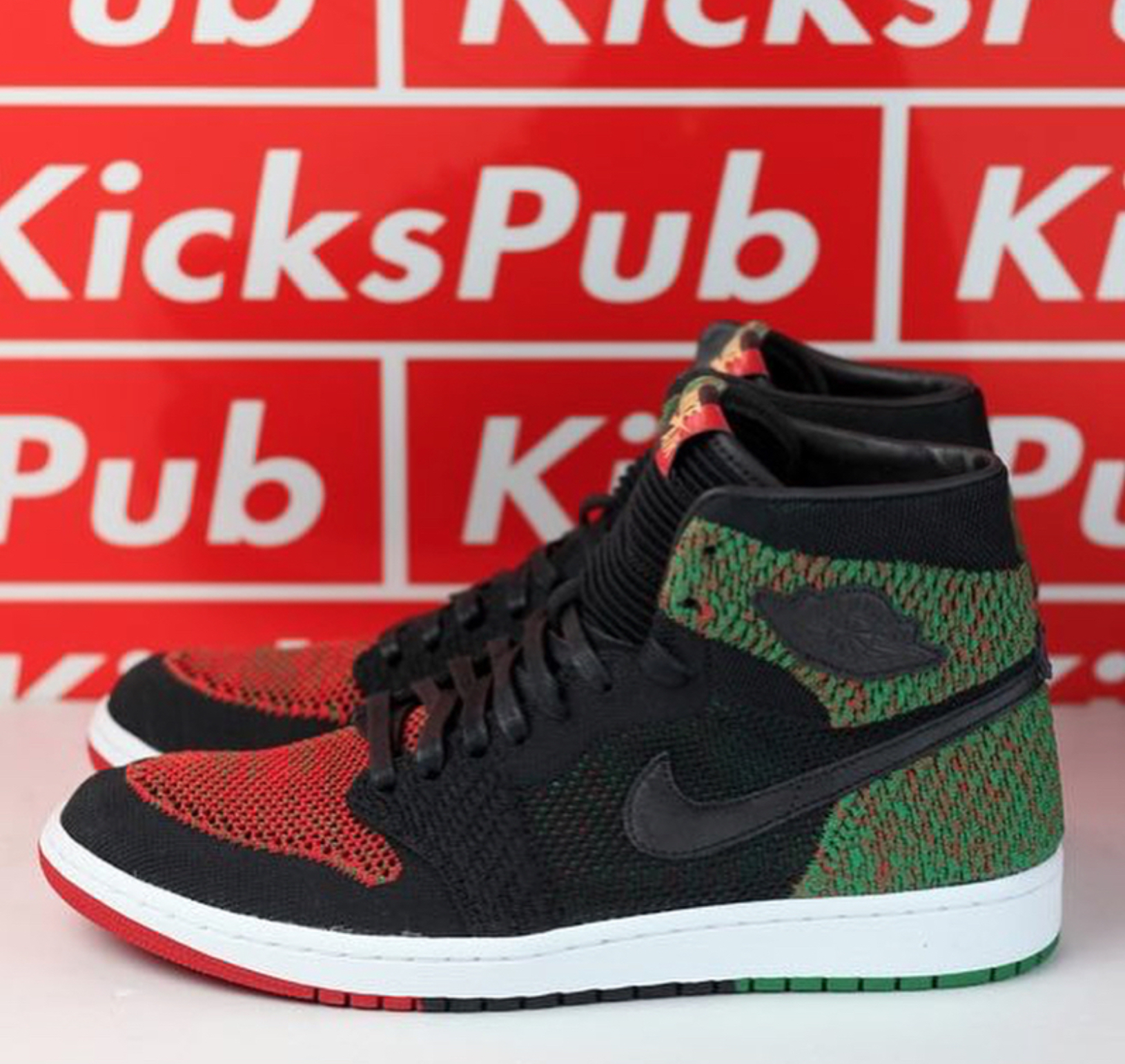 AIR JORDAN 1 RETRO HIGH FLYKNIT BHM 2